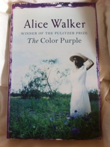 Ik las The Color Purple van Alice Walker
