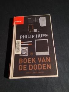 Ik las Boek van de doden van Philip Huff