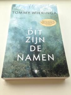 Tommy Wieringa – Dit zijn de namen